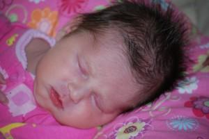 Emma 10 days old